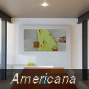 americana series metal wall art, modern metal sculpture, contemporary metal wall decor in a modern room